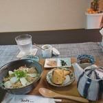 だし&カフェ 禅 - 料理写真: