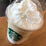 スターバックス・コーヒー - ドリンク写真:キーライム クリーム&ヨーグルト フラペチーノ