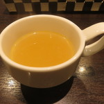 グリル一平 - スープ