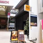カオス スパイス ダイナー - お店は2階!!(^O^)/