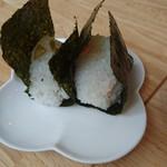 71250732 - 鮭と高菜