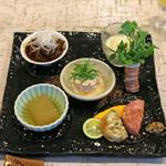 太門 - 料理写真:前菜