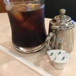 ピース - アイスコーヒー