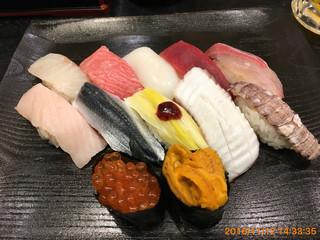 吾妻寿司 岡山駅店