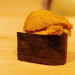 鮨 尚充 - 料理写真:はだての海胆