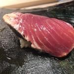 第三春美鮨 - 鰹 4.0kg 背 備長炭炙り 巻き網漁 宮城県気仙沼