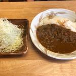 みや田 - 料理写真:カレーライス=700円
