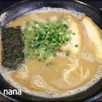 久留米ラーメン 玄竜 - 魚介豚骨ラーメン 650円