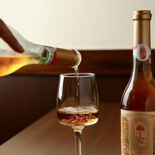 世界のワインを飲み比べ