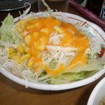 せがわ食堂 - サラダ