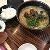 ワイナリーレストラン朝霧の庄 - 料理写真:◇すっぽんラーメン ※ライス付き 1728円