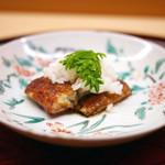 松川 - 天然鰻の飯蒸し
