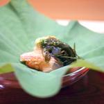 松川 - 噴火湾の毛蟹