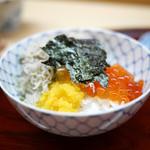 松川 - お食事
