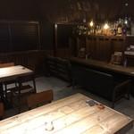 LEAF - 2階テーブル&ソファ席