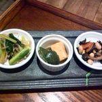藤香想 - 陸 RIKUの副菜