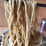 71264398 - 【2017.7.6】加水率低めの美味しい麺
