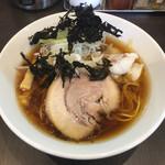 麺屋りゅう - 「醤油らーめん」750円