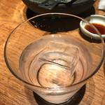 和食 えん - よかげん水割り