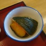 町田木曽食堂 - カボチャ