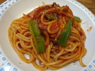 スパゲティ屋くぼやん
