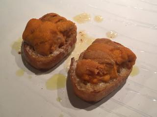 やす田 - 名物うにパン