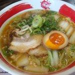ラーメン まこと屋  - 鶏醤+1番麺
