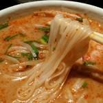 71270014 - しっかり冷やされた米麺シコシコ