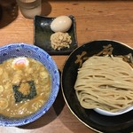 六厘舎 - 【得製つけめん…1,060円】2017/7