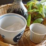 昇月 - 八重原純米大吟醸・大信州(2000円)