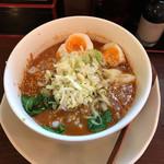 ラーメン富士亭 - 料理写真:坦々麺 750円