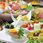 和洋びすとろ じゅあん - 洗練された店内で、お好みに応じた料理とお酒のおもてなし