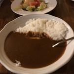 RYU麺 - 170809チーズカレー650円