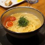 AU GAMIN DE TOKIO - サイフォン式トマトラーメン