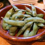 クラフトビアバル IBREW - ガーリック枝豆