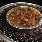 71278402 - 牛タンのスリランカカレーバター焼き