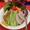 えのけん - 料理写真:冷し中華