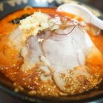 札幌真麺処 幸村 - 辛口味噌チャーシュ