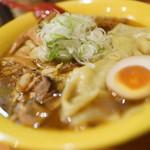 麺屋 すずらん - 黄色丼