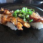琉球回転寿司 海來 - 土用丑の日だったのでうなぎ(¥340)