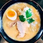 菩子母鼓 - 鶏と豚骨(醤油) 700円