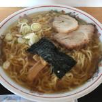 さたけ - 料理写真:中華そば(大盛)750円