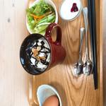 パンカフェ5丁目 - 料理写真: