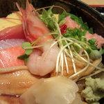 すし遊洛 - 海鮮丼