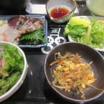 藁焼きと四国料理88屋 - 88屋定食