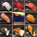 あま野 - 寿司