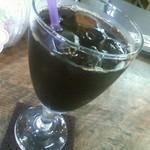 コーヒーロースト ビバーチェ  - アイスコーヒーM