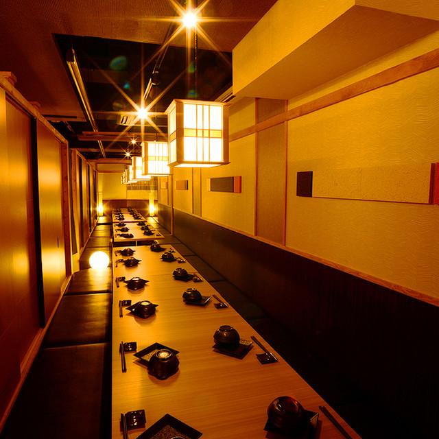 個室和食 六禄~rokuroku~ 銀座店>