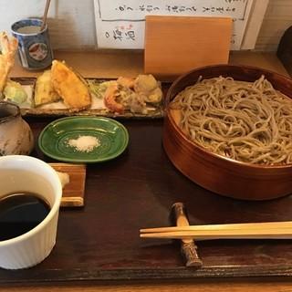そば打ち にっぱち庵 - 料理写真: