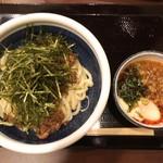 丸亀製麺 - 旨辛 肉つけうどん 690円(税込)